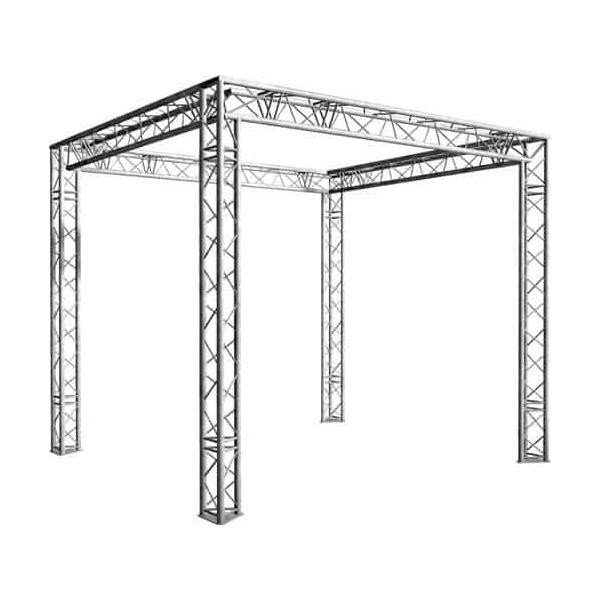 Grill Auto-porté de structure ASD 5m x 5m / H: 3.5m