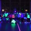 Black-gun 400W Glow Badminton