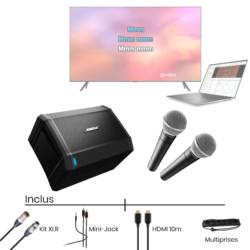 Pack Mini Karaoke @ Home