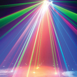 Jeux de lumière, Effets lumineux