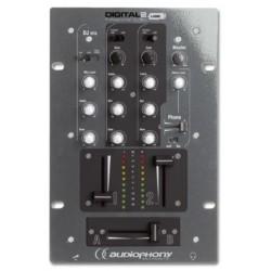 Table de Mixage Digital 2 AUDIOPHONY