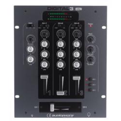 Table de Mixage Digital 3 AUDIOPHONY