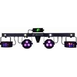 Set d'éclairage Party Bar JB SYSTEM