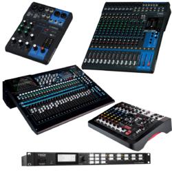 Mixer & Console de Mixage