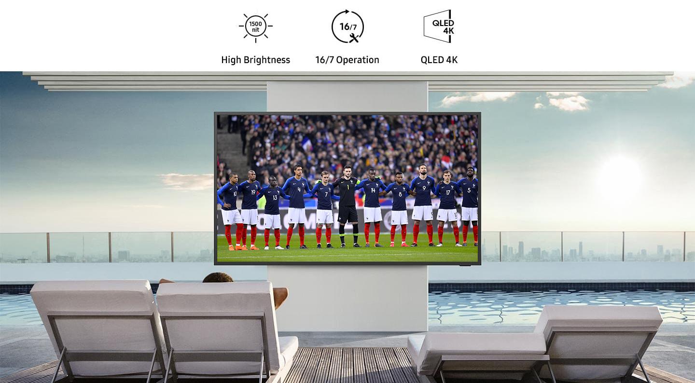Moniteur Terrace Samsung